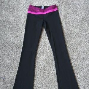 REVERSIBLE Ivivva bootcut leggings